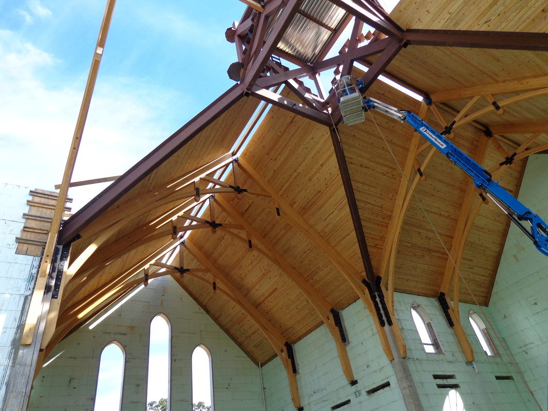 Nudura church newbuild solutions for Nudura icf cost