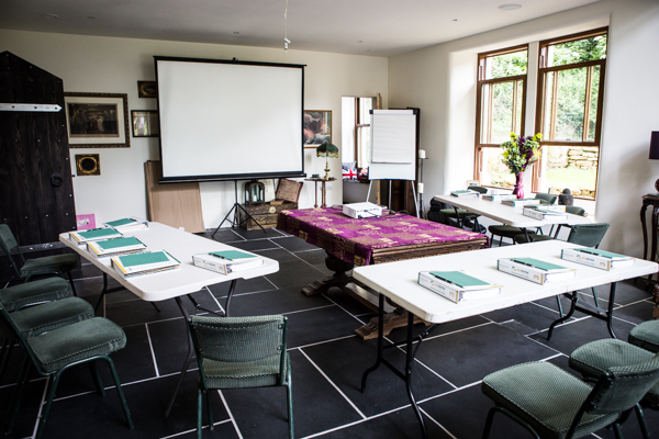 Nudura ICF Training room