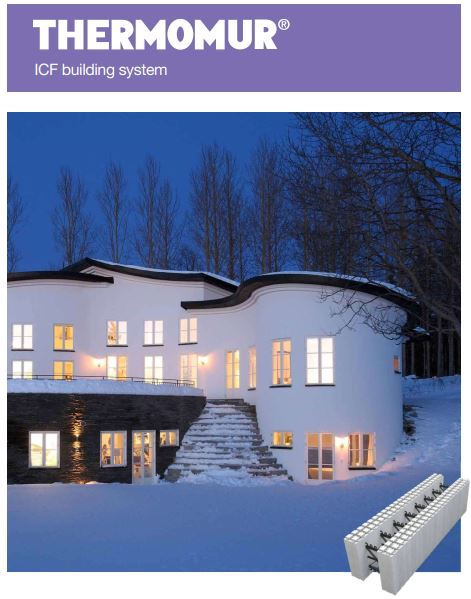 jackon, icf, insulated concrete formwork, thermomur, atlas raft, basement, retaining walls