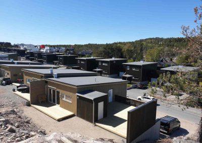 Jackon SMART ICF Norwegian development site