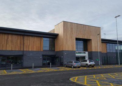 Sheffield Sports Facility